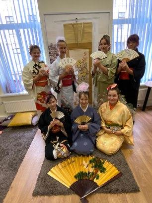 Baltic Media Valodu mācību centra japāņu valodas kursi. Lektore Alise Haijima.