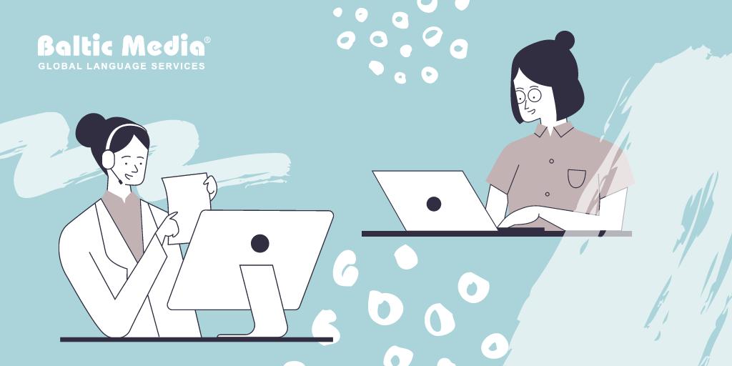 Baltic Media valodu kursi online